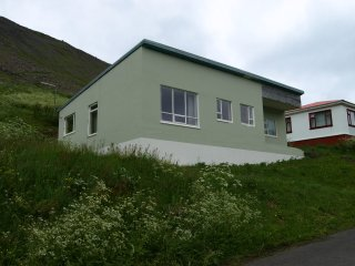 House in peaceful village, close to Isafjordur