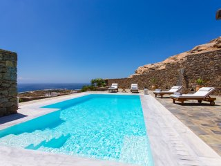 Villa sea view Elia MYKONOS