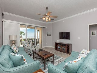 Designer remodeled Direct Oceanfront Cinnamon Beach Unit 722 - a coastal gem!