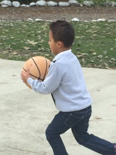 Basketball for all ages.