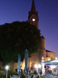 There is often free evening entertainment in the village square & cafes bars &shops stay open late.