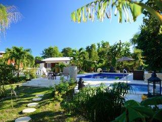 Villa Rosalie Saint François FWI Guadeloupe