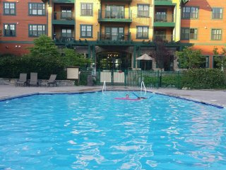 1 bed room condo ! Enjoy your stay at mountain creek