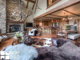 Black Eagle Lodge 14 | Big Sky Resort Lodging