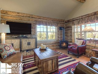 Big Sky Moonlight Basin | Cowboy Heaven Cabin 11 Derringer