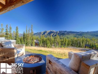 Moonlight Basin Rental | Cowboy Heaven Cabin 11 Derringer