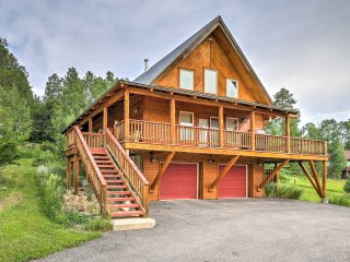 NEW! Cozy 4BR Alpine Home w/Star Valley Views