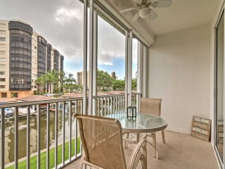 NEW! Fort Myers Beach Condo w/ Canal Views & Resort Pool