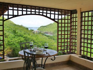 Flamboyant Villa in 'Simply Beautiful St. Lucia'