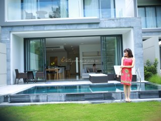 THE POINT - BEST 3 BEDROOMS GOLF COURSE VILLA IN DA NANG