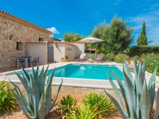 CAN PINA - ADULTS ONLY (ECO CASCADA) - Villa for 2 people in Costitx