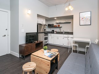 Cozy Studio near the Pike Place Market