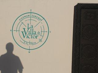 La Villa de Victor, Chambre d'hôtes Grise