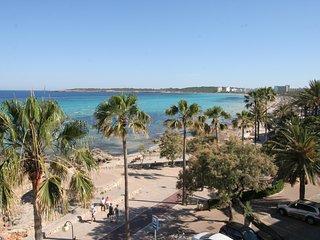 Feienwohnungen ARCADIA:direkte Strandlage+Meerblick für den kleinen Geldbeutel