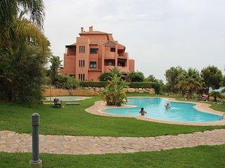 Exclusive apartment in premium resort in Benidorm