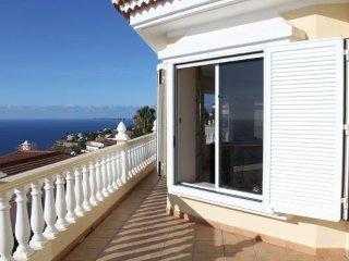 Panoramica villa sul mare