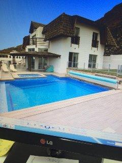 Amazing 6 bedroom villa in Playa de las Americas with pool, jacuzzi, play room, spectacular sea view