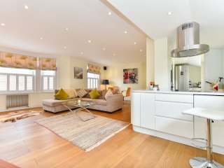Modern flat next to Buckingham Palace, sleeps 4