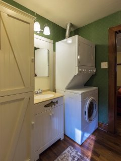Modern Front Load Laundry Center