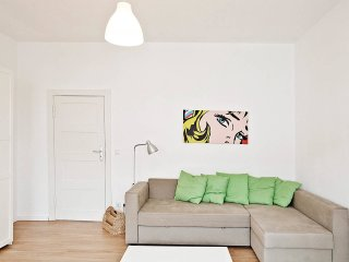Spacious and bright suite in Prenzlauer Berg