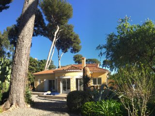 Cap d'antibes, Charming Villa within Pinewood