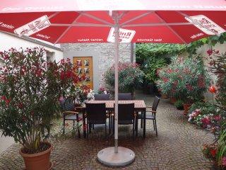 Ferienwohnung 1 (EG) Häckerstubn Zang