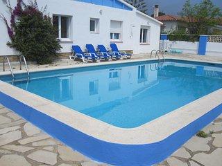 Chalet Miro. 4 dormit ,piscina, aacc, wifi