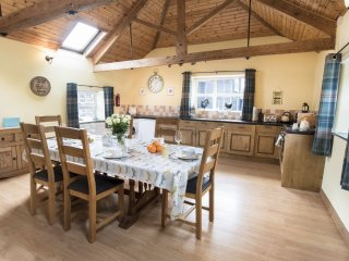 The Rookery: Luxury detached converted barn.  Suitable for large family.
