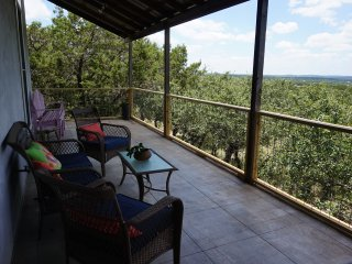 Epic Hill Country View, 27 acres, total privacy