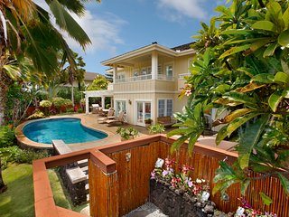 Plantation Cottage at Kiahuna Village ~ Stunning 3 bed, 3.5 bath Island Oasis in