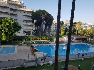 Best located holiday apartment in beautiful Benalmadena Costa