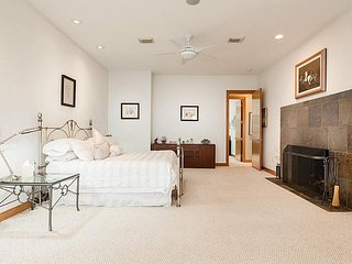 Luxury Master Suite in a gorgeous estate home