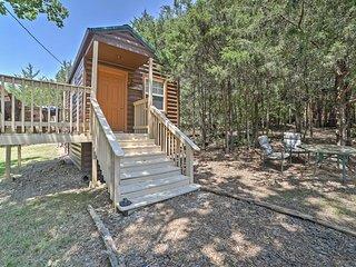 Rustic Branson Cabin w/Porch -Near Table Rock Lake