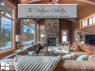 Big Sky Resort Private Home | Swift Bear Chalet