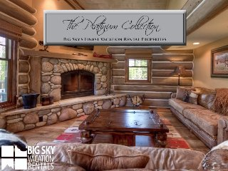 Big Sky Resort | Powder Ridge Cabin 3 Manitou