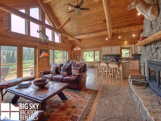 Big Sky Private Home | Cardinal Sanctuary