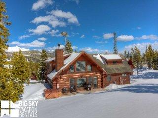 Big Sky Resort Cabin | Powder Ridge Cabin 3 Chief Gull