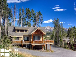 Big Sky Moonlight Basin | Moonlight Mountain Home 6 Harvest Moon