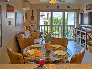Pristine Lihue Condo w/Resort Perks -Walk to Beach