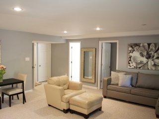 LUXURY BASEMENT APARTMENT IN BETHESDA,MD.