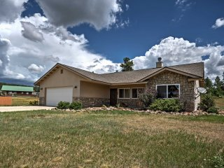 NEW! 3BR Pagosa Springs House w/ Hot Tub!