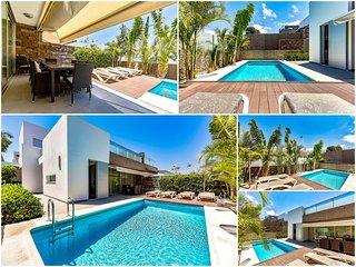 Beautiful modern villa