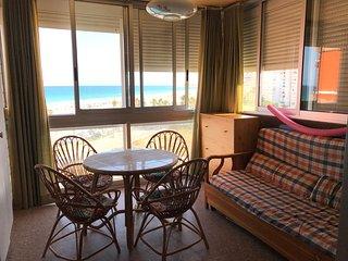 Apartamento en la playa! El sol y el mar te estan esperando...