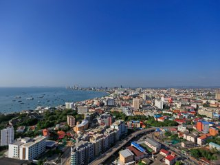 1.89 Unixx High Quality Apt. Jomtien Sea View Pattaya Property By Malik