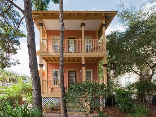 """A Salty Piece of Land"" is a Quiet 4BR w/ Pool – Short Walk to Beach"