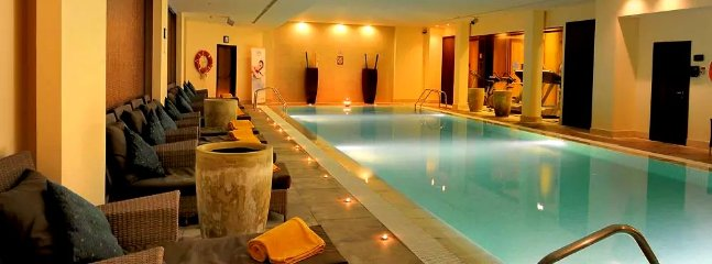 Hotel Indoor heated Pool