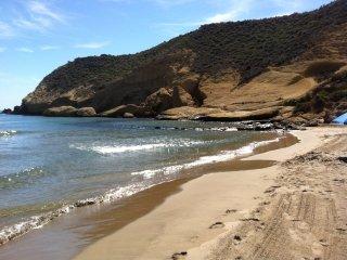 Primera Linea de Playa. Bonito Duplex junto al Mar(B)