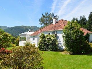 Rowan Cottage, Benmore