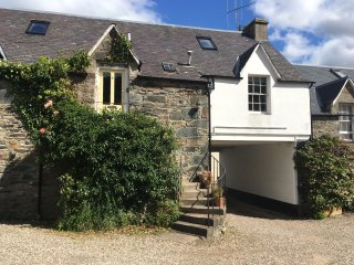 Couthie Cottage in Birnam, near Dunkeld.