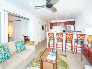 Watch Waves! Lanai to Lawn, Modern Kitchen, Private Den, WiFi, AC–Kauai Kailani